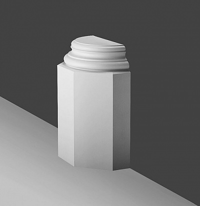 Полубаза колонны Orac decor K3151