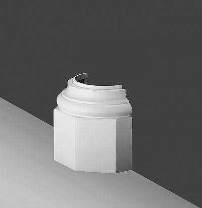 Полубаза колонны Orac decor K4121