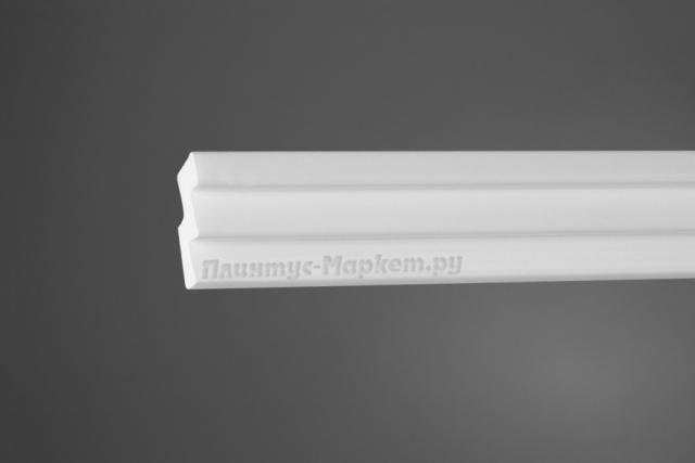 Карниз потолочный под покраску NMC DSMPMC01