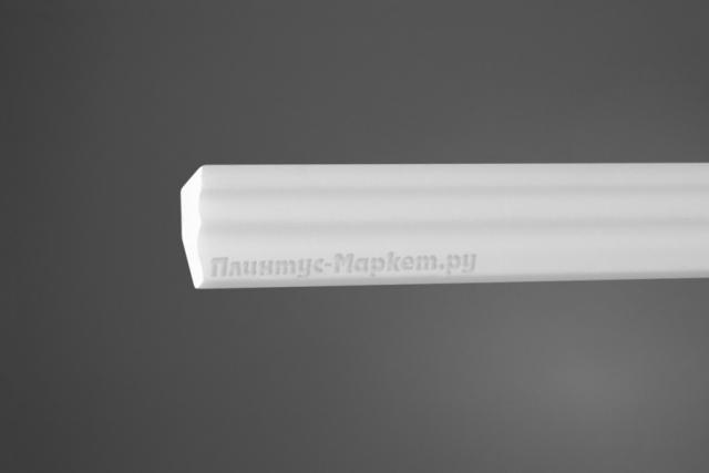 Карниз потолочный под покраску NMC DSMPME01