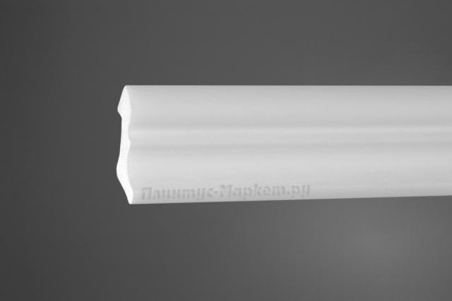 Карниз потолочный под покраску NMC DSMPMF01