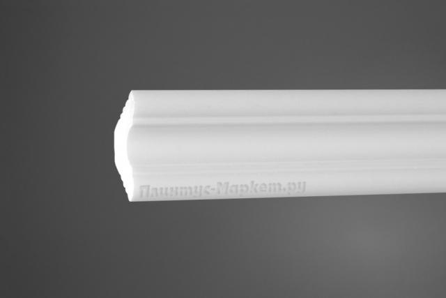 Карниз потолочный под покраску NMC DSMPMP01