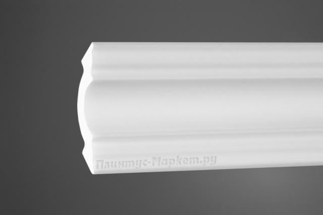 Карниз потолочный под покраску NMC DSMNNA200 клей в подарок