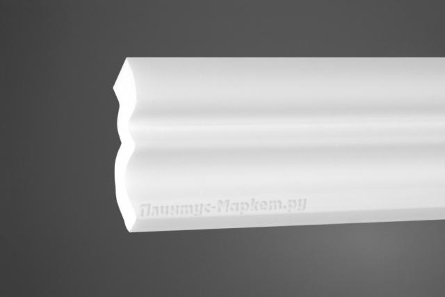 Карниз потолочный под покраску NMC DSMNND000