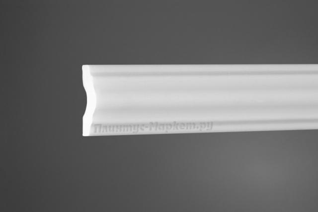Карниз потолочный под покраску NMC DSMNNI000 клей в подарок