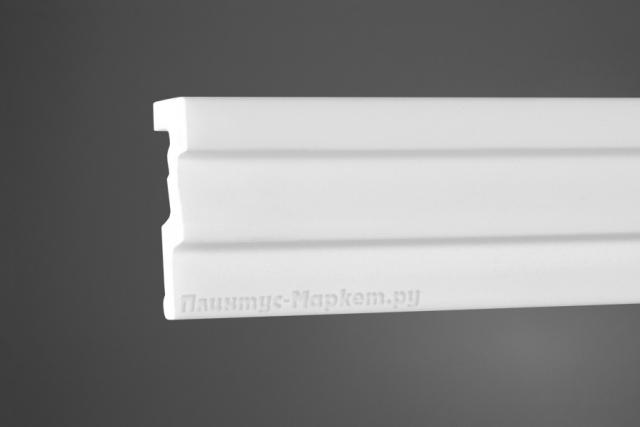 Карниз потолочный под покраску NMC DSMNNM202