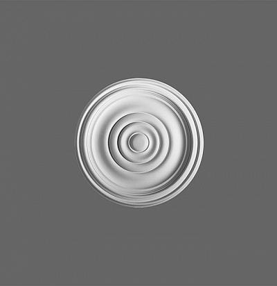 Розетка потолочная Orac decor R08