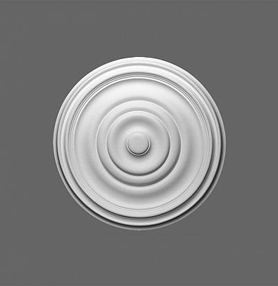 Розетка потолочная Orac decor R09