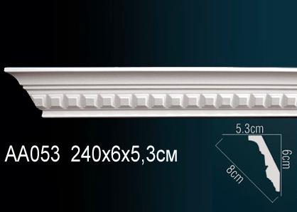 Карниз с орнаментом  Perfect AA053 скидки от объема