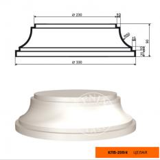Lepninaplast КЛВ-205/4F